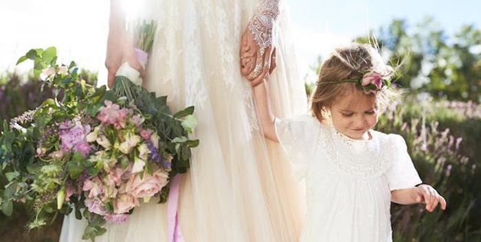 Boho Outdoor Wedding on Kara's Party Ideas | KarasPartyIdeas.com (3)