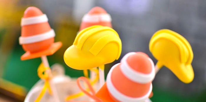 Construction Birthday Party on Kara's Party Ideas | KarasPartyIdeas.com (4)