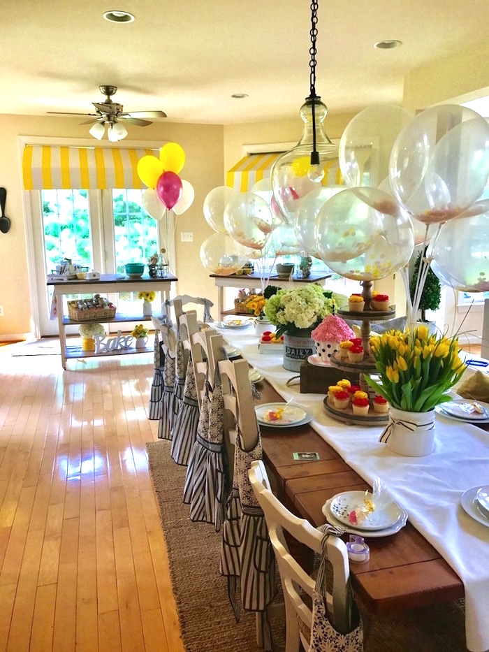Cupcake Wars Birthday Party on Kara's Party Ideas | KarasPartyIdeas.com (11)