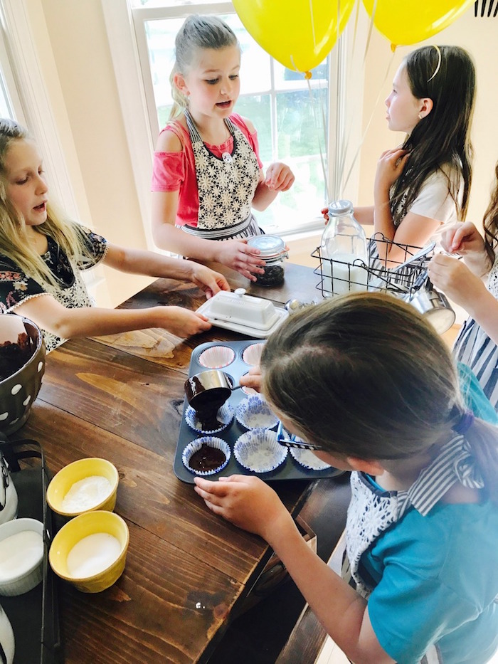 Cupcake Wars Birthday Party on Kara's Party Ideas | KarasPartyIdeas.com (7)