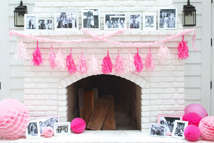 Decor from a Donut Forget About Me Graduation Party on Kara's Party Ideas | KarasPartyIdeas.com (20)