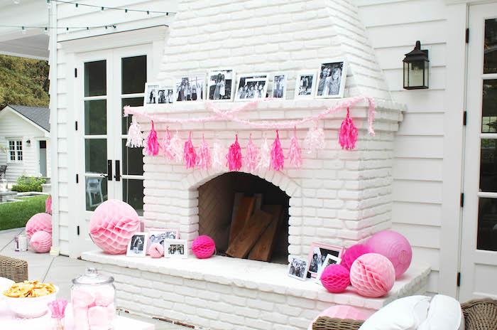 Decor from a Donut Forget About Me Graduation Party on Kara's Party Ideas | KarasPartyIdeas.com (19)