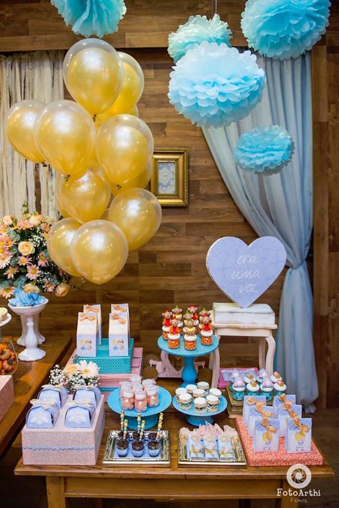 Kara S Party Ideas Dreamy Cinderella Birthday Party Kara