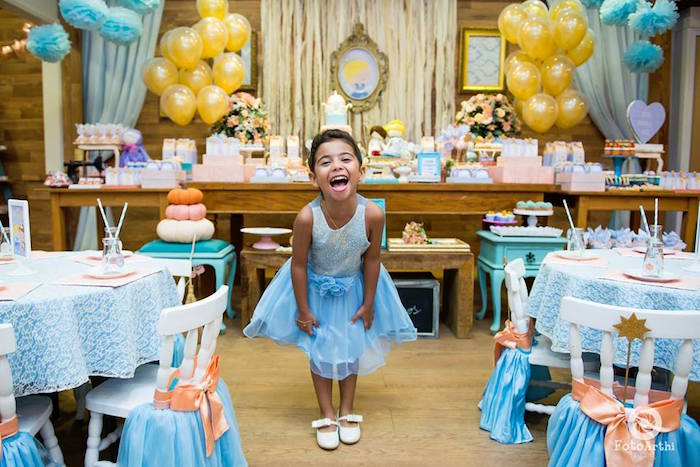 Dreamy Cinderella Birthday Party on Kara's Party Ideas | KarasPartyIdeas.com (13)