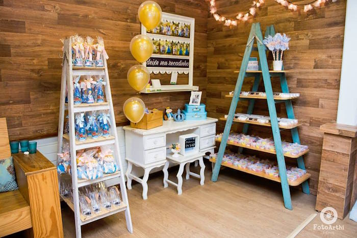 Party details from a Dreamy Cinderella Birthday Party on Kara's Party Ideas | KarasPartyIdeas.com (10)