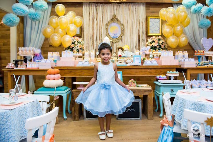 Dreamy Cinderella Birthday Party on Kara's Party Ideas | KarasPartyIdeas.com (21)