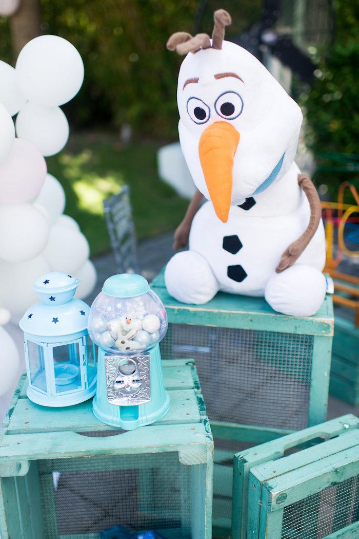 Decor from an Elegant Frozen Birthday Party on Kara's Party Ideas | KarasPartyIdeas.com (44)