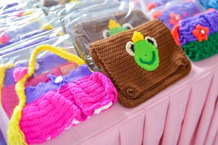 Fairytale Princess Birthday Party on Kara's Party Ideas | KarasPartyIdeas.com (25)