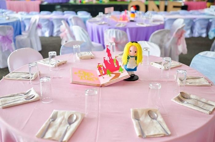Fairytale Princess Birthday Party on Kara's Party Ideas | KarasPartyIdeas.com (23)