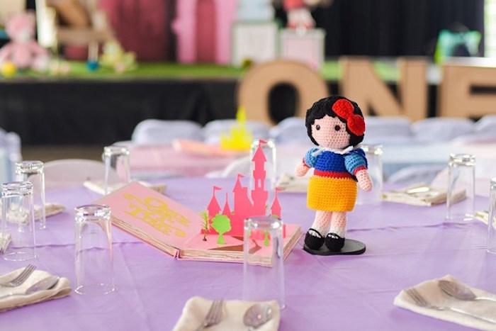 Fairytale Princess Birthday Party on Kara's Party Ideas | KarasPartyIdeas.com (22)