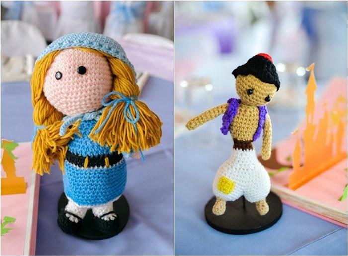 Fairytale Princess Birthday Party on Kara's Party Ideas | KarasPartyIdeas.com (18)