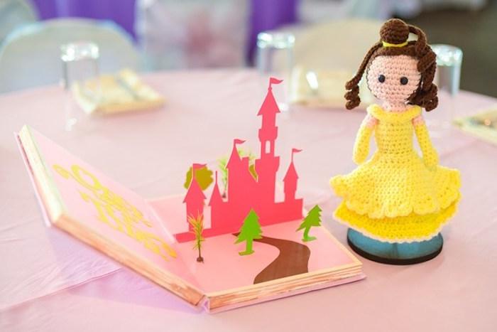 Fairytale Princess Birthday Party on Kara's Party Ideas | KarasPartyIdeas.com (17)