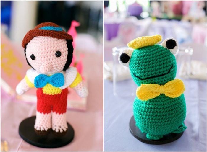 Fairytale Princess Birthday Party on Kara's Party Ideas | KarasPartyIdeas.com (14)