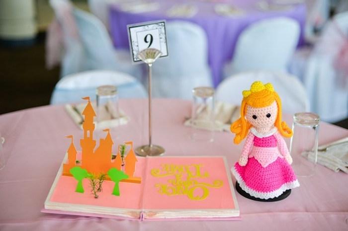 Fairytale Princess Birthday Party on Kara's Party Ideas | KarasPartyIdeas.com (12)