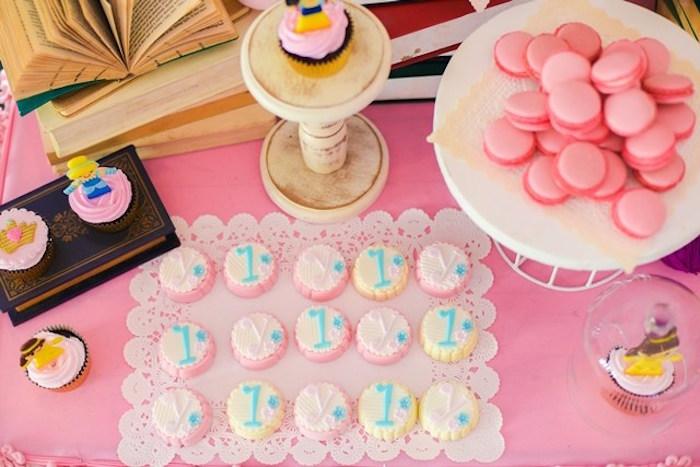 Fairytale Princess Birthday Party on Kara's Party Ideas | KarasPartyIdeas.com (11)