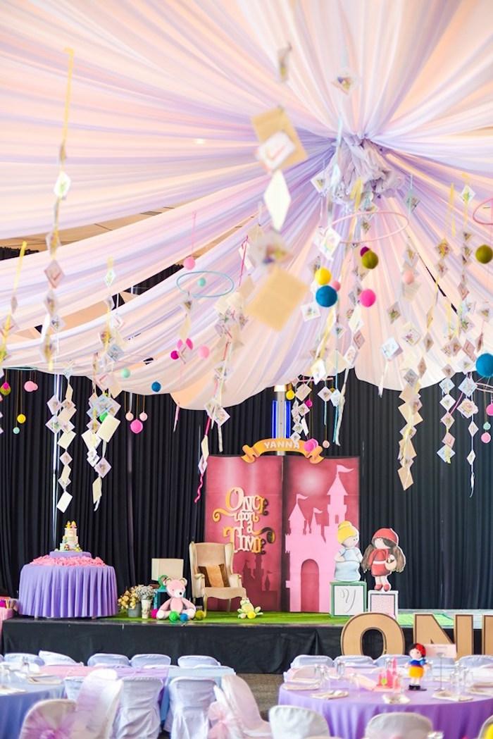 kara u0026 39 s party ideas sweet fairytale princess birthday party