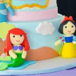 Fairytale Princess Birthday Party on Kara's Party Ideas | KarasPartyIdeas.com (3)