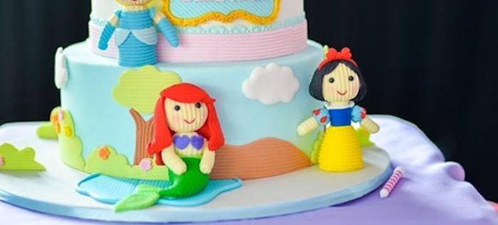 Fairytale Princess Birthday Party on Kara's Party Ideas   KarasPartyIdeas.com (3)