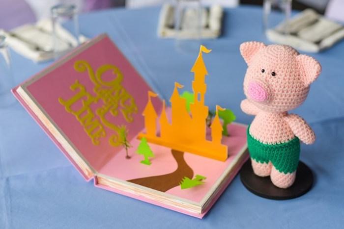 Fairytale Princess Birthday Party on Kara's Party Ideas | KarasPartyIdeas.com (34)