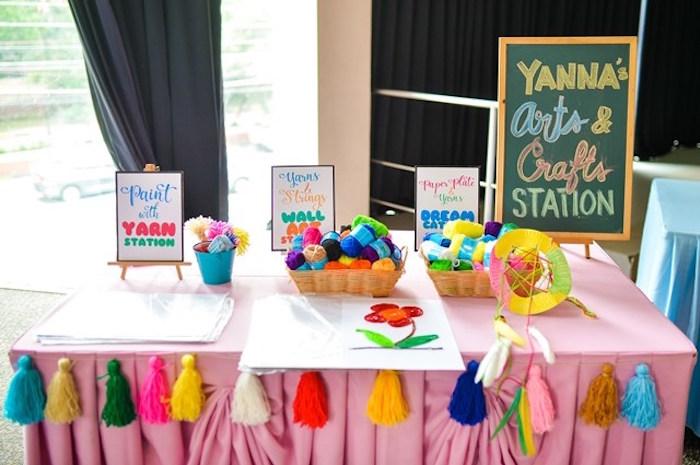 Fairytale Princess Birthday Party on Kara's Party Ideas | KarasPartyIdeas.com (29)