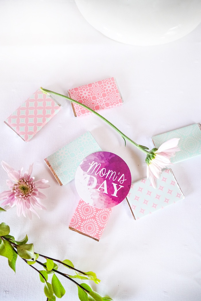 Floral Mother's Day Party with Free Printables on Kara's Party Ideas | KarasPartyIdeas.com (7)