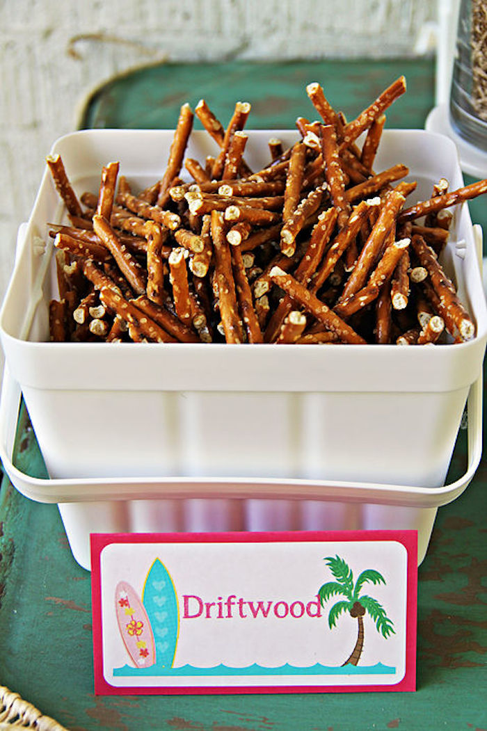 Luau Party Food Ideas Pinterest