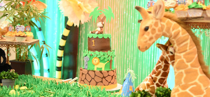 Kara's Party Ideas Zoo/Safari Archives | Kara's Party Ideas