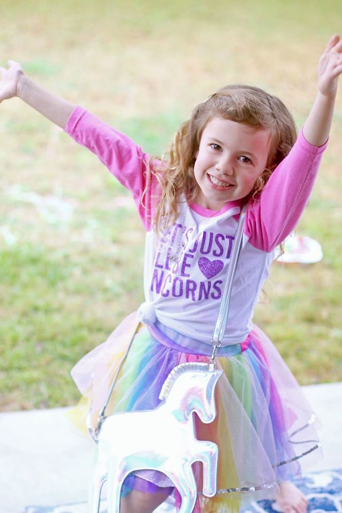 Magical Unicorn Art Birthday Party on Kara's Party Ideas | KarasPartyIdeas.com (34)
