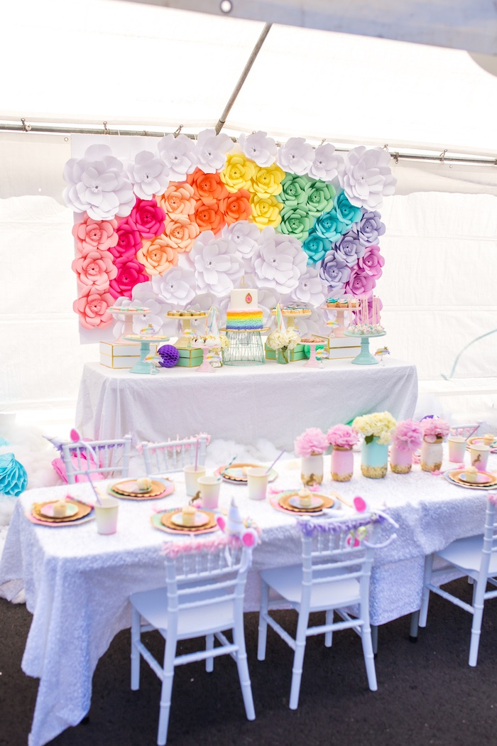 Karas Party Ideas Magical Unicorn Birthday
