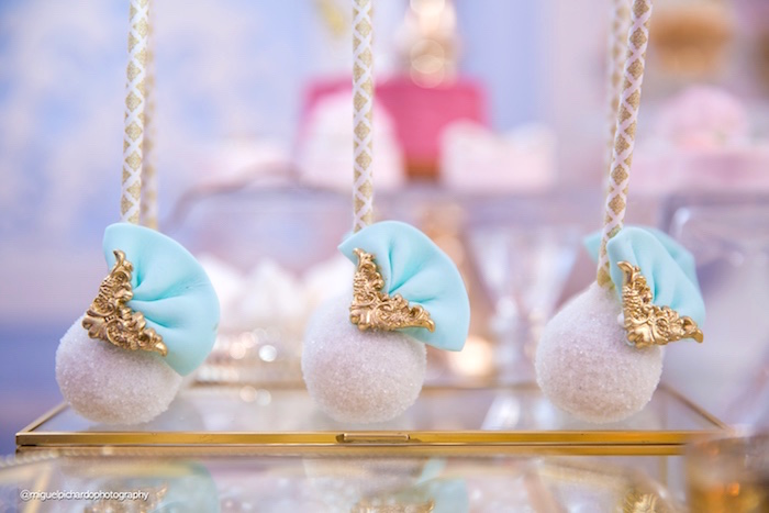 Cake pops from a Marie Antoinette Baby Shower on Kara's Party Ideas | KarasPartyIdeas.com (24)