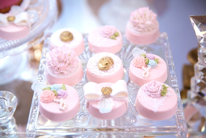 Chocolate covered Oreos from a Marie Antoinette Baby Shower on Kara's Party Ideas | KarasPartyIdeas.com (22)