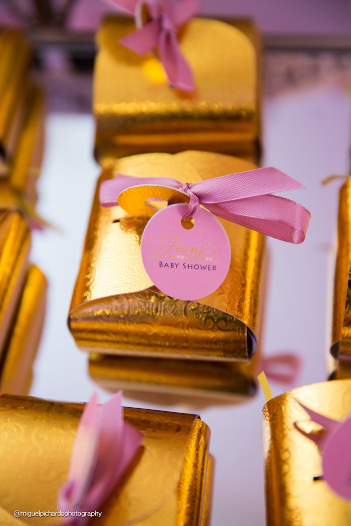 Favors from a Marie Antoinette Baby Shower on Kara's Party Ideas | KarasPartyIdeas.com (10)