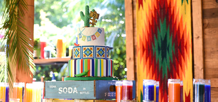Kara S Party Ideas Mexican Birthday Fiesta Kara S Party