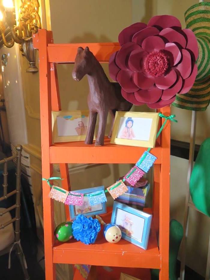 Decor from a Mexican Fiesta Birthday Party on Kara's Party Ideas | KarasPartyIdeas.com (32)