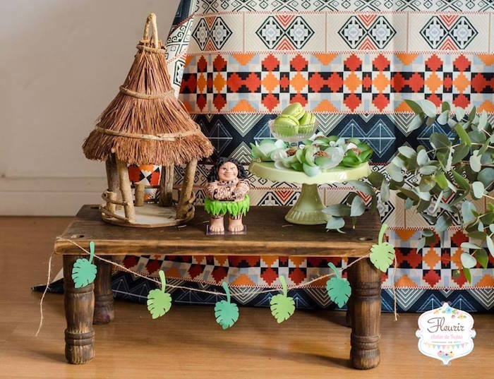 Kara 39 s party ideas moana 39 s maui inspired birthday party for 13 ka table