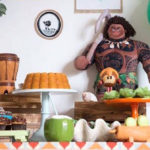 Moana's Maui Inspired Birthday Party on Kara's Party Ideas | KarasPartyIdeas.com (2)