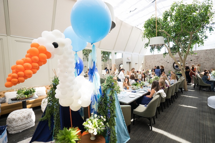 Modern Boy Baby Shower on Kara's Party Ideas | KarasPartyIdeas.com (37)