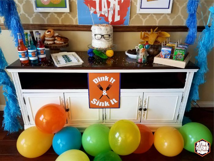 Partyscape_2 from Good Mythical Morning Inspired Birthday Party via Mandy's Party Printables via Kara's Party Ideas
