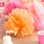 Peach and Pink Ombre Watercolor 13th Birthday Party on Kara's Party Ideas | KarasPartyIdeas.com (2)