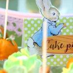 Peter Rabbit Garden Birthday Party on Kara's Party Ideas   KarasPartyIdeas.com (6)