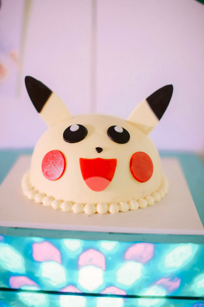 Kara S Party Ideas Pokemon Beach Birthday Party Kara S