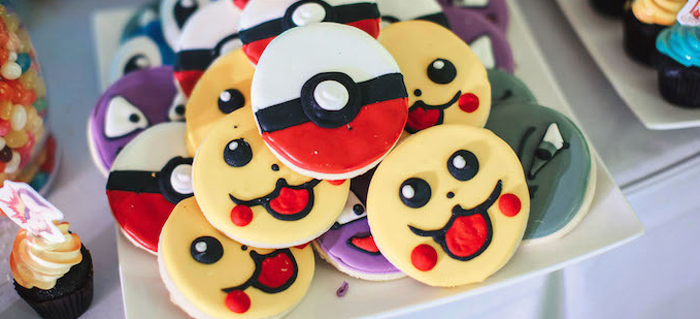 Pokemon Beach Birthday Party on Kara's Party Ideas | KarasPartyIdeas.com (1)