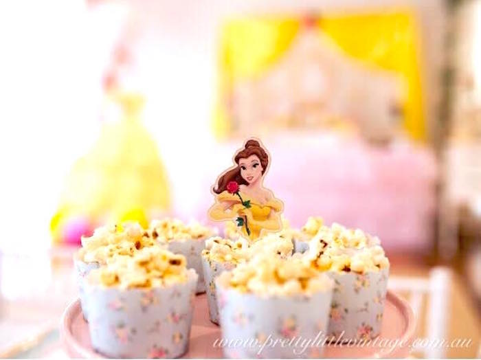 Kara S Party Ideas Princess Belle Inspired Beauty And The