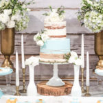 Rustic Chic Baby Shower on Kara's Party Ideas | KarasPartyIdeas.com (3)