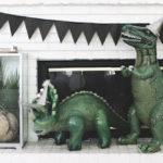 Rustic Dinosaur Birthday Party on Kara's Party Ideas   KarasPartyIdeas.com (2)
