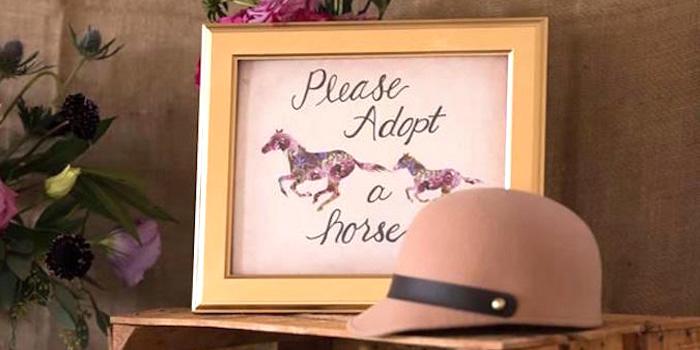 Rustic Equestrian Horse Birthday Party on Kara's Party Ideas | KarasPartyIdeas.com (3)