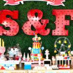 Showtime Circus Birthday Party on Kara's Party Ideas | KarasPartyIdeas.com (4)