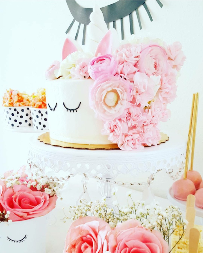 Baby Shower Homemade Cake Ideas