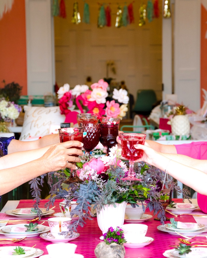 Toasts from a Tea & Toast Mother's Day Party on Kara's Party Ideas | KarasPartyIdeas.com (24)
