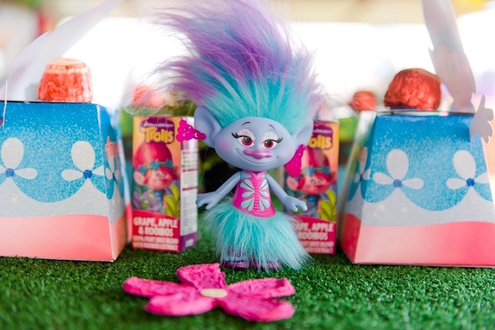 Trolls Birthday Party on Kara's Party Ideas | KarasPartyIdeas.com (18)